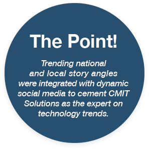 CMIT Solutions-The Point